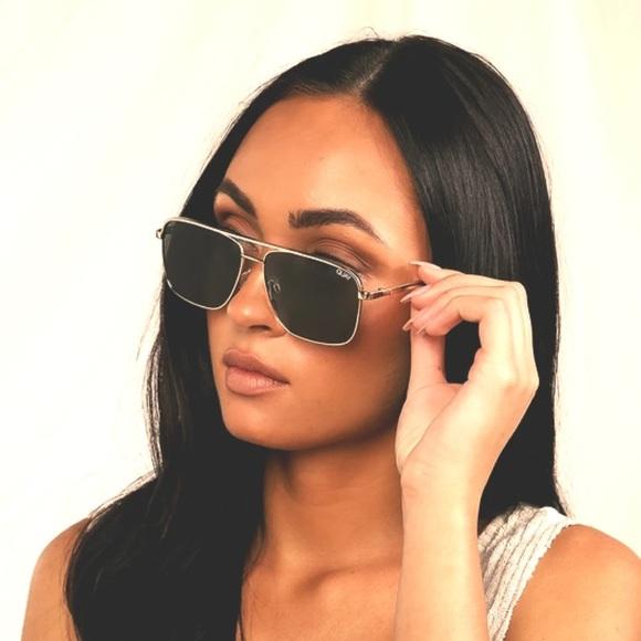 Quay poster boy sunglasses